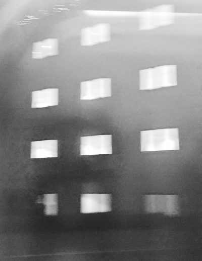 Blurred Windows V, 2016