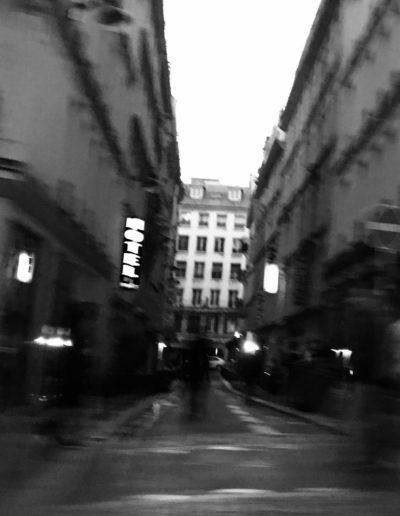 Hotel Paris, 2016