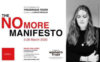 The NO More Manifesto